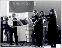 Opening Concert of Violin Courses, CZE 2008