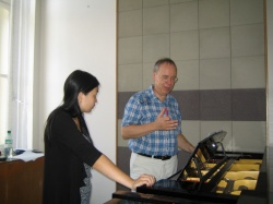 Piano Courses, Prague Conservatory 2012